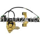 Chevrolet Trailblazer                    Window Regulator with MotorWindow Regulator with Motor