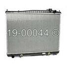 Infiniti QX4                            Radiator