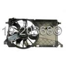 Mazda 3                              Cooling Fan Assembly