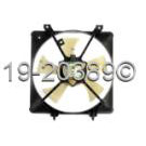 Mazda Miata                          Cooling Fan AssemblyCooling Fan Assembly