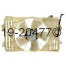 Pontiac Vibe                           Cooling Fan AssemblyCooling Fan Assembly