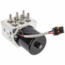 GMC Brake Pressure Modulate Valve