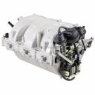 Mercedes_Benz ML350                          Intake Manifold