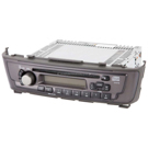 Radio-AM-FM-Single CD with Face Code CY310 [OEM 28185-4Z520]