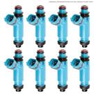 BMW 645Ci                          Fuel Injector SetFuel Injector Set