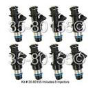 Cadillac Fuel Injector Set