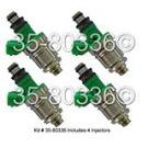Suzuki Fuel Injector Set