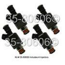 Chevrolet S10 Truck                      Fuel Injector SetFuel Injector Set