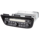 Honda Odyssey                        Radio or CD PlayerRadio or CD Player