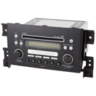 Suzuki Grand Vitara                   Radio or CD PlayerRadio or CD Player