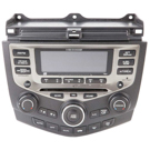 AM-FM-XM-AUX-6CD Radio with Face Code 7BO0 or 7BO1 [OEM 39175-SDR-A21 or 39175-SDR-A210-M1]