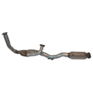 Lexus ES300                          Catalytic ConverterCatalytic Converter