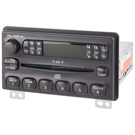 Mercury Mountaineer                    Radio or CD Player