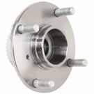 Chevrolet Metro                          Wheel Hub AssemblyWheel Hub Assembly