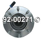 Chevrolet Express Van                    Wheel Hub AssemblyWheel Hub Assembly