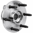 Front Hub - 1500 Models with 4 Wheel Drive
