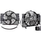 BMW Cooling Fan Assembly
