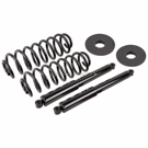Ford Expedition                     Coil Spring Conversion KitCoil Spring Conversion Kit