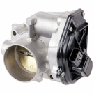 Ford Five Hundred                   Throttle BodyThrottle Body