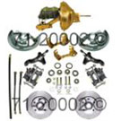 Complete Front Kit [Wheel Kit plus Booster, Master cylinder and proportioning valve ]