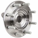 Front Hub - 3500 Models with 4WD