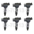 Lexus Ignition Coil Set