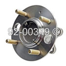 Kia Wheel Hub Assembly