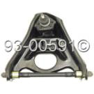 Front Right Upper Control Arm - All Models
