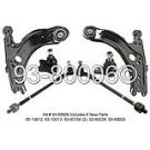Volkswagen Control Arm Kit