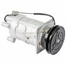 Peugeot A/C Compressor