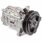 Saturn A/C Compressor