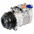 Mercedes_Benz C230                           Reman with ClutchA/C Compressor