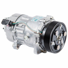 Volkswagen Golf                           Reman with ClutchA/C Compressor