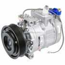 Porsche 911                            OEM New with ClutchA/C Compressor