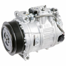 Mercedes_Benz ML63 AMG                       A/C Compressor