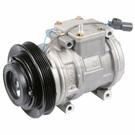 Peugeot 504                            A/C Compressor