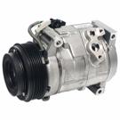 GMC Acadia                         A/C Compressor