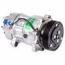 Volkswagen Jetta                          AC CompressorA/C Compressor