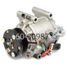 Chevrolet Trailblazer                    AC CompressorA/C Compressor