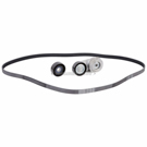 Volkswagen Serpentine Belt and Tensioner Kit