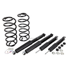 GMC Yukon                          Coil Spring Conversion KitCoil Spring Conversion Kit