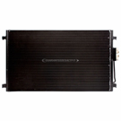 Chrysler Town and Country               AC CondenserA/C Condenser