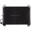 Chevrolet Trailblazer                    AC CondenserA/C Condenser