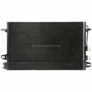 Dodge Grand Caravan                  AC CondenserA/C Condenser