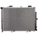 Mercedes_Benz E420                           RadiatorRadiator