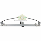 Mercedes_Benz ML63 AMG                       Window Regulator Only
