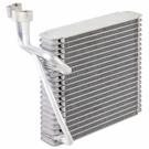 Chevrolet Trailblazer                    AC EvaporatorA/C Evaporator