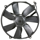 Mercedes_Benz CL600                          Cooling Fan Assembly