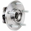 Volkswagen Routan                         Wheel Hub Assembly