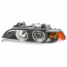 BMW 525                            Headlight Assembly
